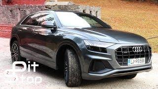 2019 Audi Q8 S line 50 TDI Quattro review