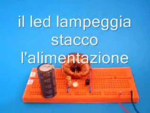 Free Energy Self Running Micro TPU Closed Loop