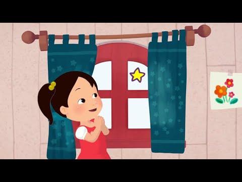 Теремок песенки для детей - Мяо Мяо: Звездочка (Twinkle Twinkle Little Star)