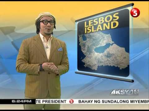 News5E | LESBIAN ORIGINS (Lourd de Veyra)