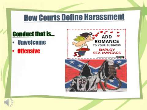 Discrimination, Harassment & Employment Law Tutorial
