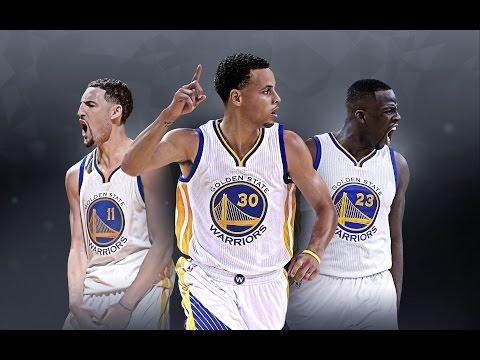 Golden State Warriors || 2016-2017 Playoffs Hype Video || Warriors