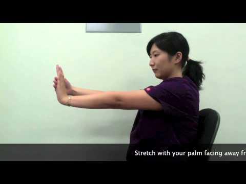 Occupational Therapy Hand Exercises