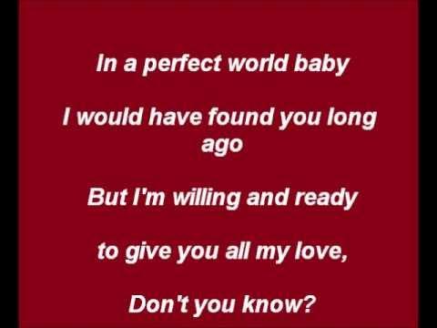 Perfect World-Laura Izibor