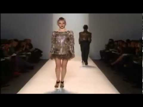 Cynthia Steffe Fall Winter 2009/10 Full Show Part 1