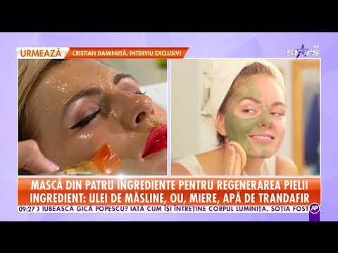 Masca naturala pentru piele uscata