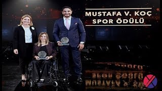 Gambar cover Mustafa V  Koç Spor Ödülü   Gerekçe Filmi