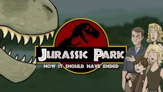 Repeat youtube video How Jurassic Park Should Have Ended