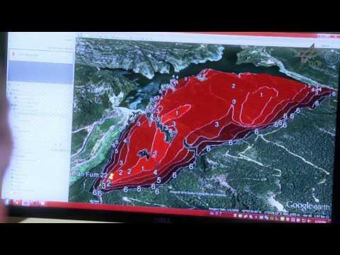 PHAROS: System solution for catastrophe management / Systemlösung für Katastrophenmanagement
