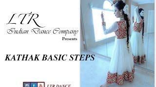 LTR Dance - Kathak Basic Steps