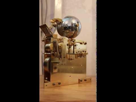 W&H Oak 5 gong 8 Bells Westminster Wittington Bracket Clock Deadbeat