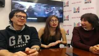 Видеочат со звездой на МУЗ-ТВ: A'Studio