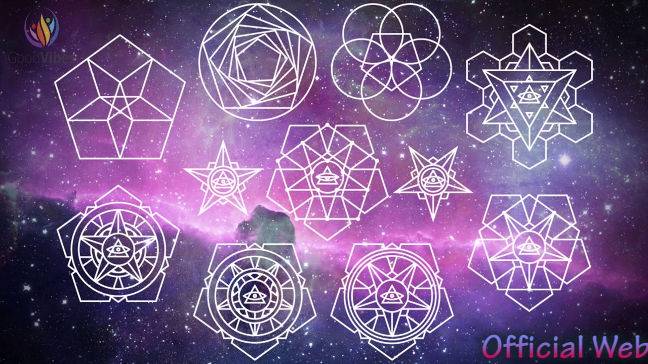 All 9 Solfeggio Frequencies ☯ Delta Binaural Beats Meditation ☯ Physical &  Emotional Healing #GV132