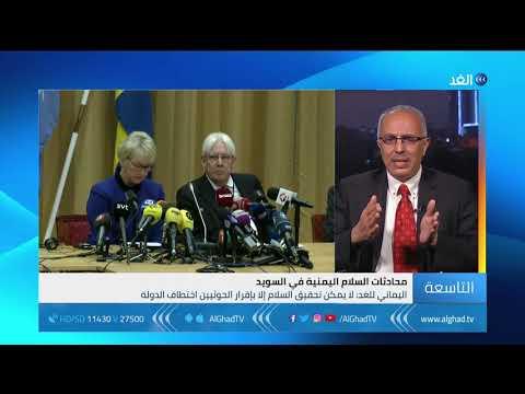 محلل: محادثات السويد لم تتطرق لمسألة وقف القتال في اليمن