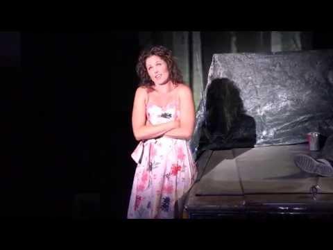 Susannah: Ain't It a Pretty Night - Leah Partridge