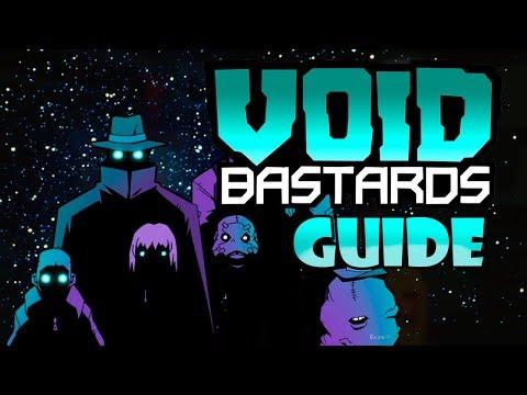 Гайд по врагам и прокачке в Void Bastards