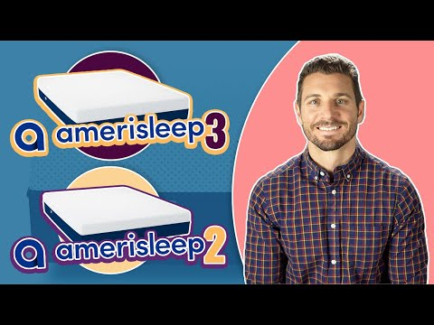 Amerisleep AS3 vs AS2 Review - Which Mattress Is Best? (NEW GUIDE)
