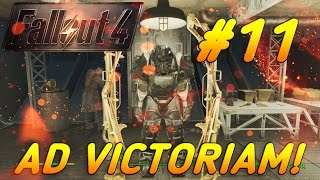 Fallout 4 - AD VICTORIAM 11 PC 1080p 60fps