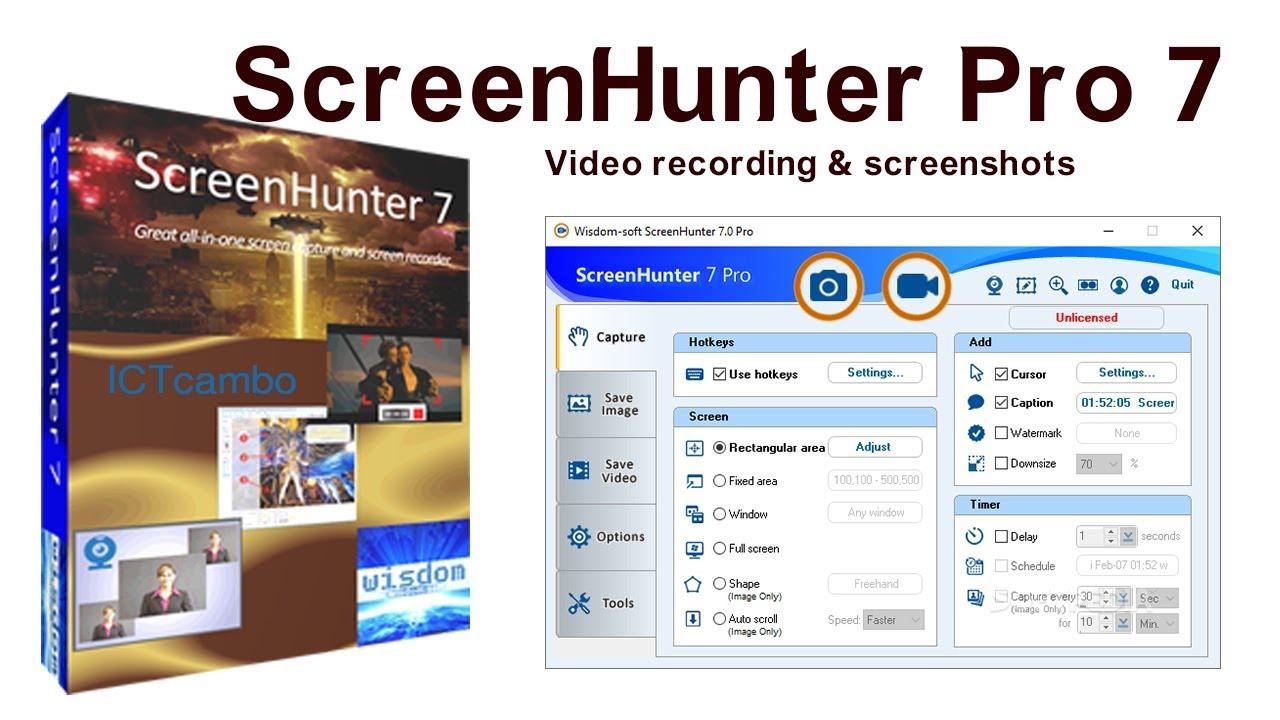Image result for ScreenHunter Pro 7