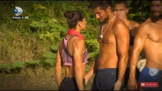 Survivor Romania(18.02.2020)-JOCUL DE COMUNICARE! Ana sare sa-l bata pe Andrei! E nevoie de doctor!