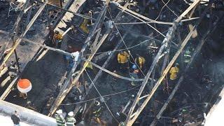 Emergency responders in Oakland brace for more casualties