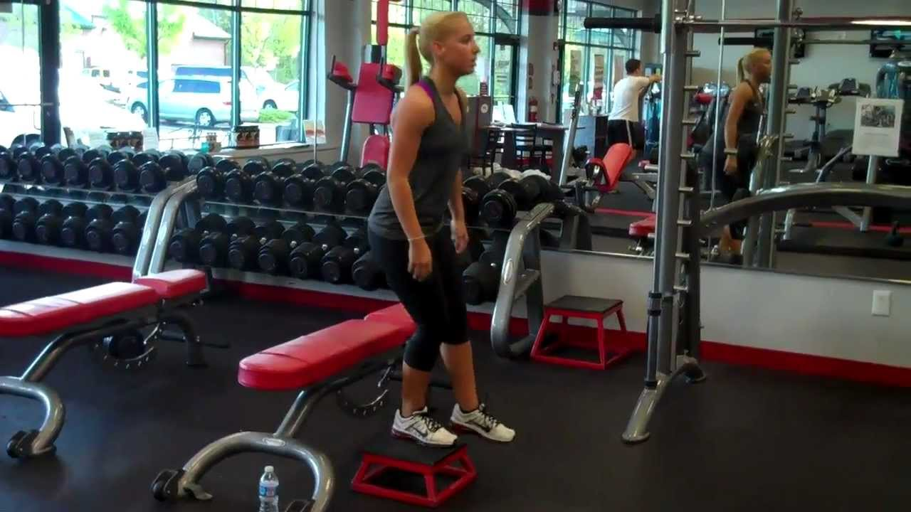Single Leg Squat Variation Sit To Stand Pistol To Bench