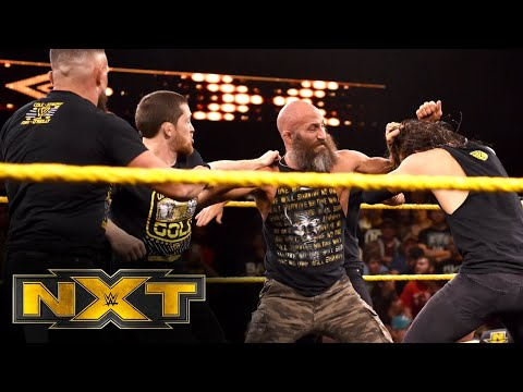 Gargano & Ciampa fight off Undisputed ERA: WWE NXT, Jan. 15, 2020