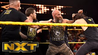 Gargano & Ciampa fight off Undisputed ERA: WWE NXT, Jan. 15, 2020