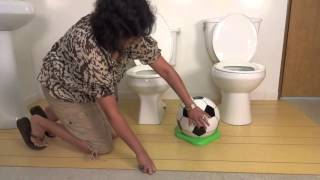 2 in 1 Potty Chair & Seat Product Video
