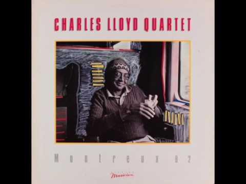 """Charles Lloyd Quartet — """"Montreux"""