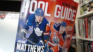 Got The Hockey News Pool Guide Today