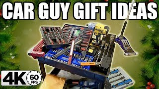 Christmas Gift Guide for a Car Guy