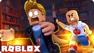Detective On The Job Killers Be Afraid of Me! Roblox Murder Mystery 2