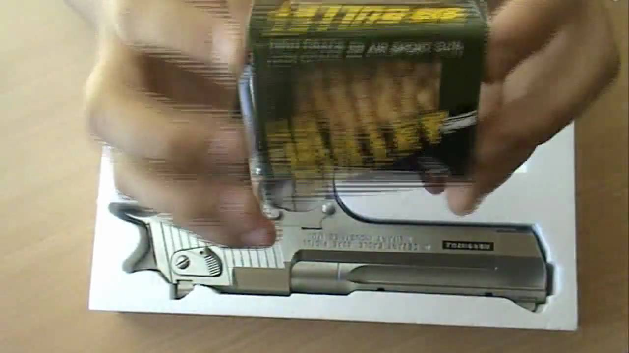 """/""""Tokyo Marui/""""  No.3 Desert Eagle 50AE Electric blowback made in Japan  F//S"""