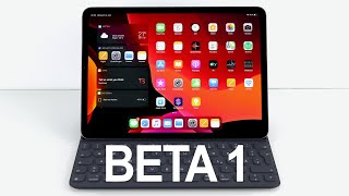 iPadOS Beta 1 Review