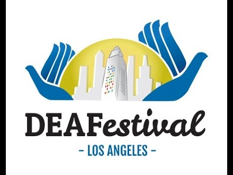 DEAFestival at Los Angeles City Hall - 2015