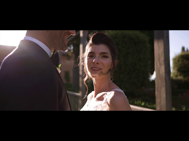 ⎨D + D⎬Wedding video Tuscany  2019