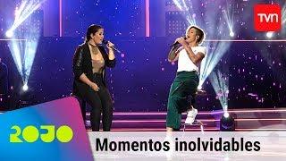 María Jimena Pereyra y Carolina Soto presentaron su musical en Rojo | Rojo
