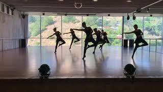 Full version of gift dance and music from Sukhishvili national ballet
