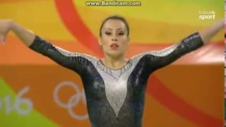 Vanessa Ferrari ITA Qual Fx Olympics Rio 2016