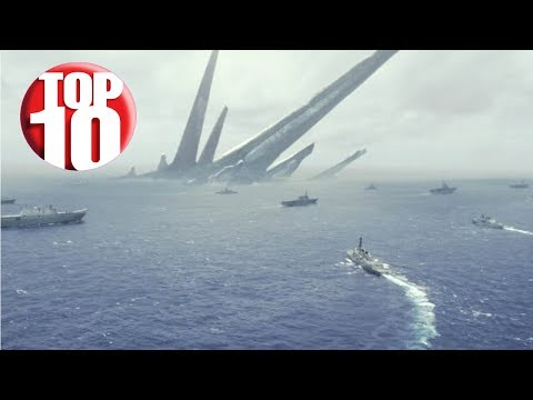 Top 10 Best UFO Sightings Report 2017- UFO Caught on Tape