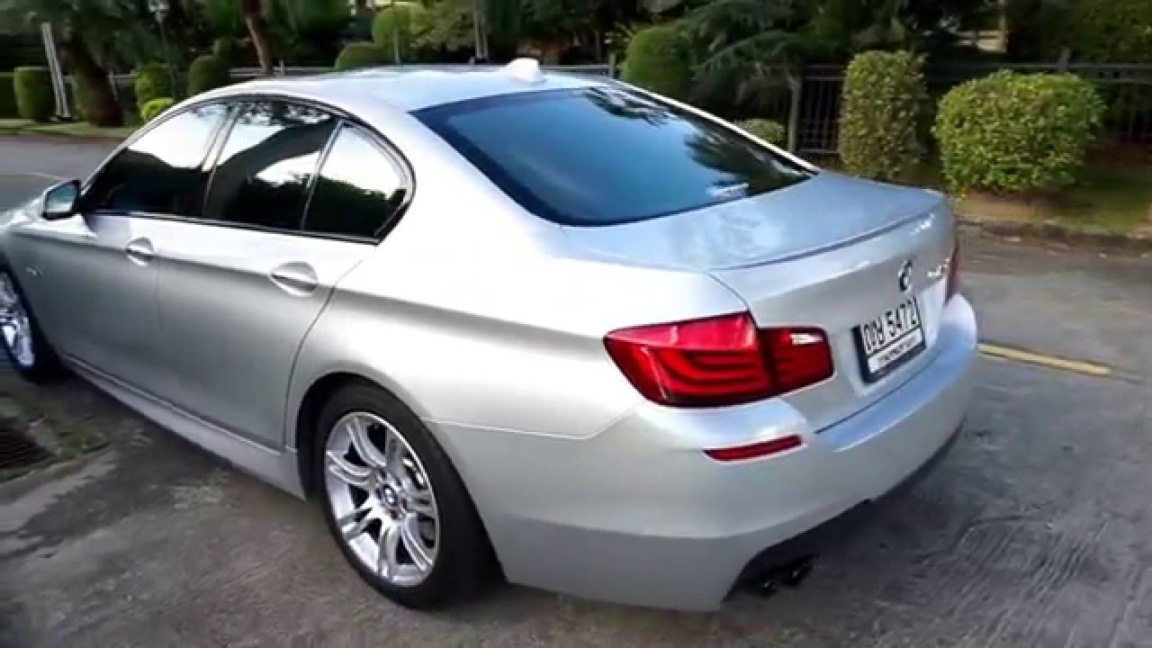 2011 bmw 525d m sport pre lci f10 by ks car reviews youtube. Black Bedroom Furniture Sets. Home Design Ideas