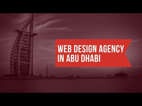 Web Design Agency Abu Dhabi | Trust Our 9+ Years Experience