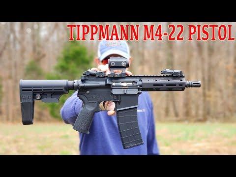 TIPPMANN M4-22 MICRO ELITE PISTOL