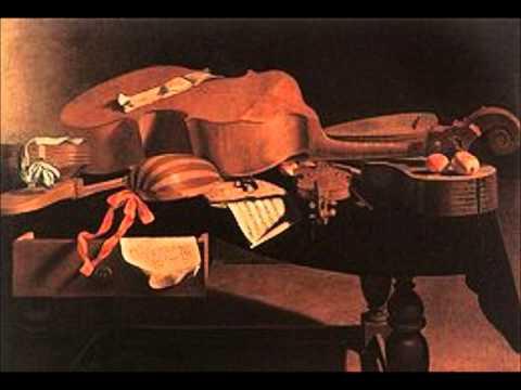 Baroque Music - Fantasia (William Lawes)