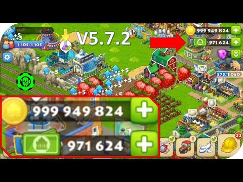 TOWNSHIP HACK 2018 v5.7.2 ORO Y BILLETE INFINITO REAL JUNIO 2018  [NO GENERATOR FAKE]
