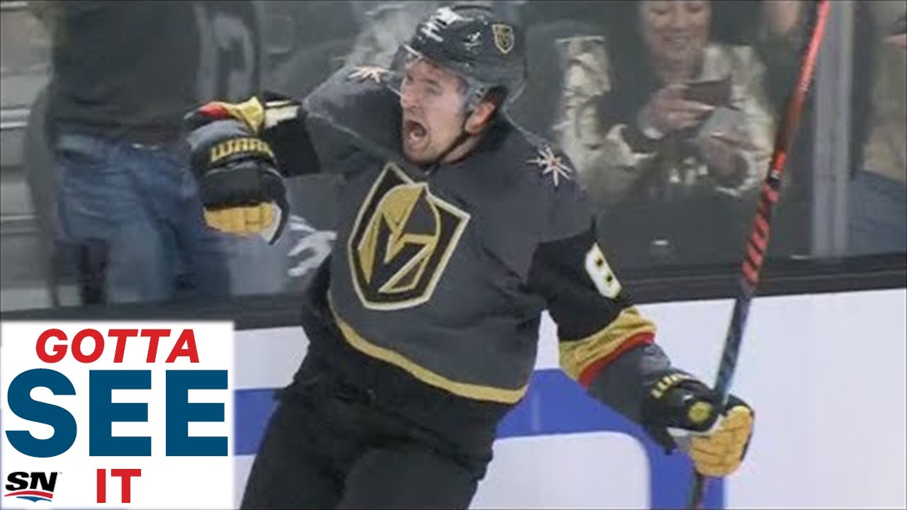 GOTTA SEE IT: Mark Stone Lights Up San Jose Sharks For Hat Trick In Game 3