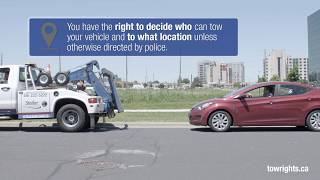 CAA Towing Bill of Rights