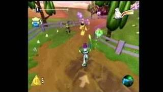 Buzz Lightyear of Star Command Dreamcast Gameplay