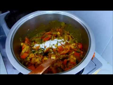 Yoga Now - Vegetarian recipes - CHANNA MASALA